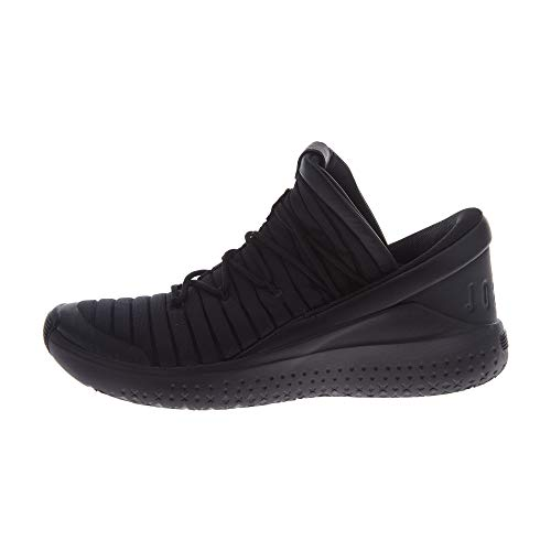 Jordan Flight Luxe Mens Basketball Shoes Black/Anthracite-Black