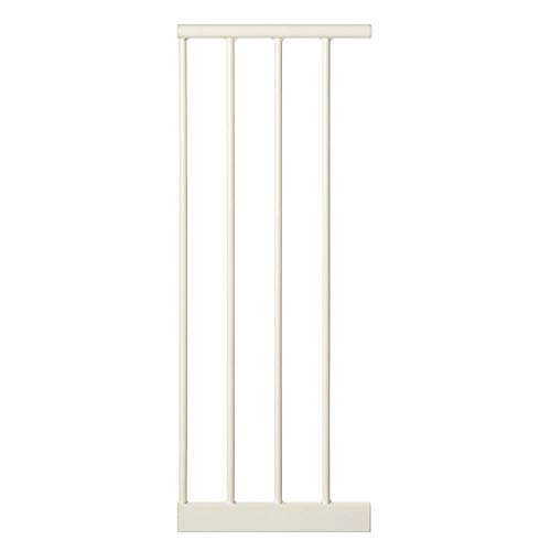 Toddleroo by North States 4 Bar Extension for Easy Close Baby Gate: Adjust Your gate to fit Your Space. Add up to Three Extensions. No Tools Required. (Adds 10.5' Width, White)