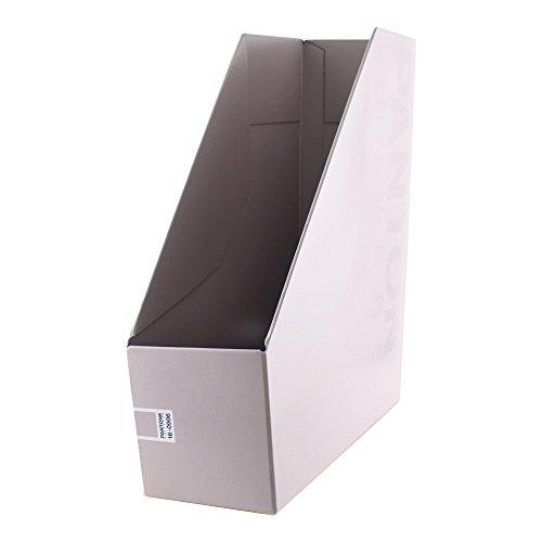 Pantone Universe File Box Vertical Taupe