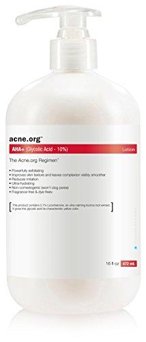 Acne.org 16oz. AHA+ (10% Glycolic Acid)