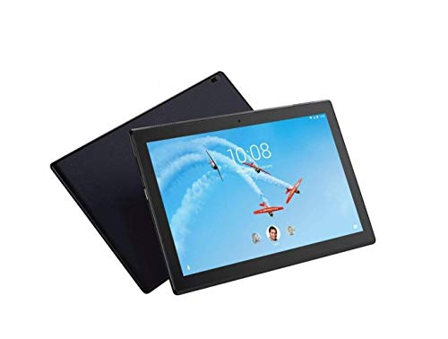 Lenovo Tab 4 10 Plus 10.1' FHD+ (1920x1200) Android Tablet (8-Core Processor, 4G-LTE AT&T Unlocked, 2GB RAM, 32GB eMMC) Kids Mode, Full HD Touchscreen, WiFi, Bluetooth, Dolby Atmos Audio, Black