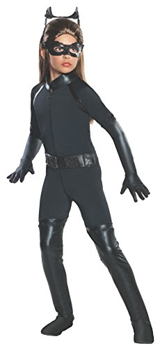 Batman Dark Knight Rises Child's Deluxe Catwoman Costume - Large