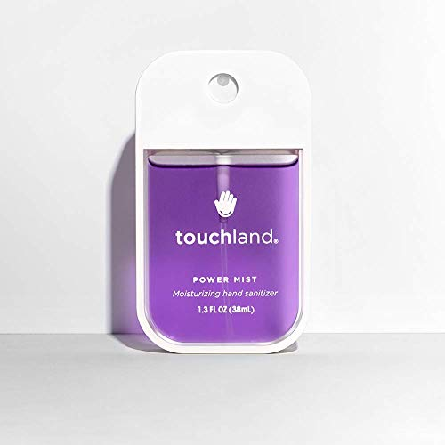Touchland Power Mist Hydrating Hand Sanitizer Spray Lavender