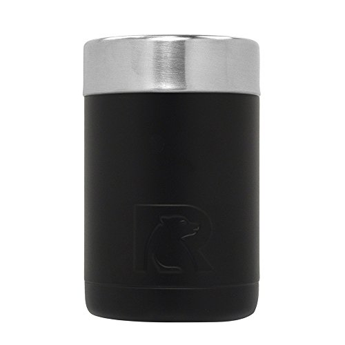 RTIC 297 Cooler Insulated Can 12oz Black