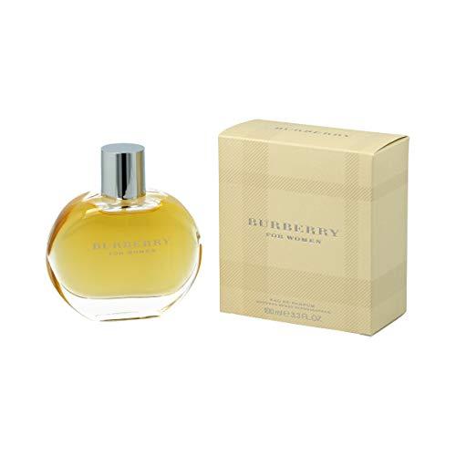 Burberry Women's Classic Eau de Parfum, 3.3 Fl Oz