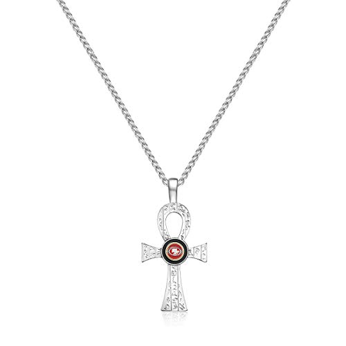 Pro Specialties Group NFL San Francisco 49ers Key of Life Necklace