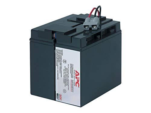 APC UPS Battery Replacement, RBC7, for APC Smart-UPS Models SMT1500, SMT1500C, SMT1500US, SUA1500, SUA1500US, SUA750XL and select others