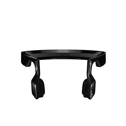 Aftershokz Bluez 2 Open Ear Wireless Stereo Headphones, AS500, Color: Black