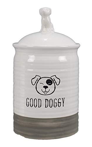 Young's Ceramic Dog Treat Jar