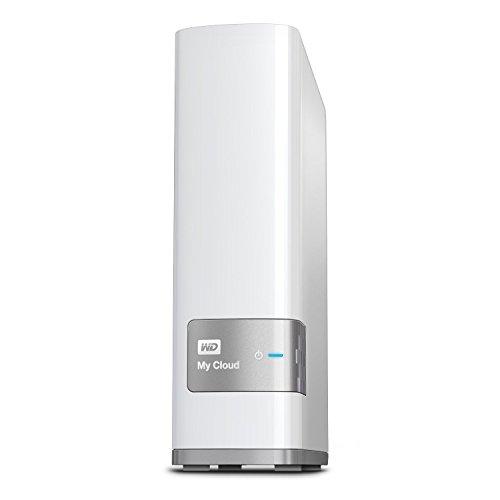 Western Digital 3TB My Cloud Personal Network Attached Storage - NAS - Western DigitalBCTL0030HWT-NESN