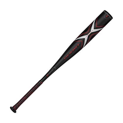 EASTON Ghost X Hyperlite -12 (2 3/4') USSSA Senior League Baseball Bat   30 inch / 18 oz   2019   1 Piece Composite   EXACT Carbon   Speed End Cap   Lizard Skin Grip