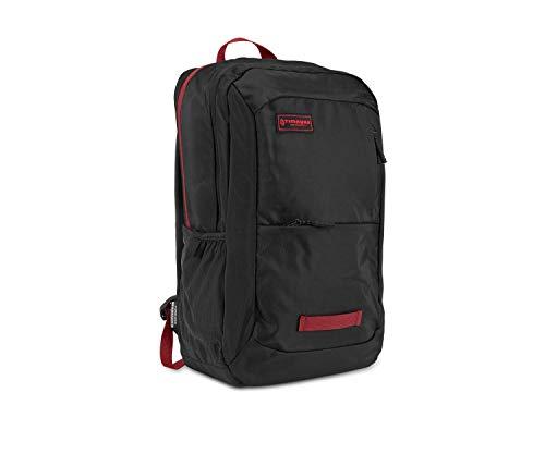 TIMBUK2 Parkside Laptop Backpack, Black/Red Devil
