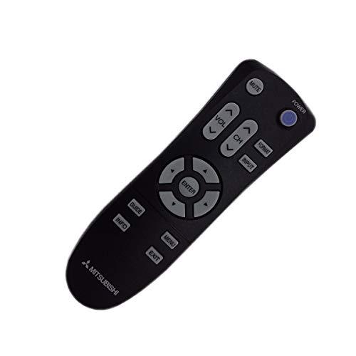 DEHA TV Remote Control for Mitsubishi LT-55265 Television