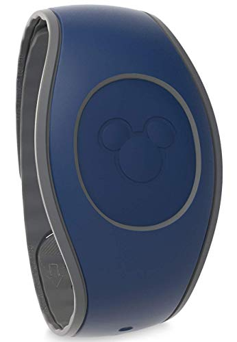Disney Parks MagicBand 2.0 - Link It Later Magic Band - Navy Blue