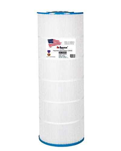 All American Cartridges Hayward CX200XRE SwimClear C200S Unicel C-9442 Pleatco PA200S AA-H200S Replacement Swimming Pool Cartridge