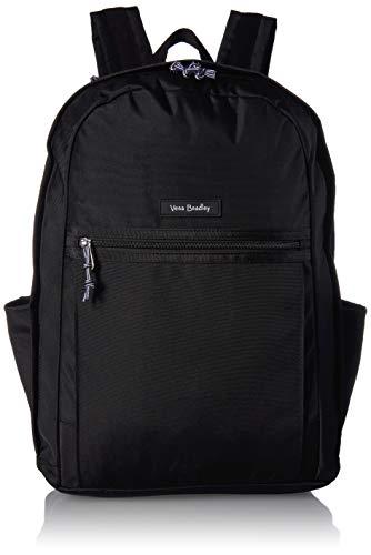 Vera Bradley Women's Lighten Up Grand Backpack, Black