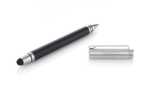 Bamboo Duo Stylus + Pen for iPad (CS110K) [Old Version]