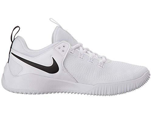 Nike Zoom HyperAce 2 White/Black 11