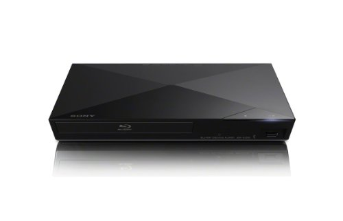 Sony Bdps1200 Wired Streaming Blu-ray Disc Player, Full Hd 1080p Blu-ray Disc Playback (Renewed)