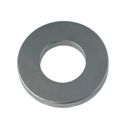 Applied Magnets Neodymium Magnet 2-Inch OD x 1-Inch ID x 1/4–Inch Ring