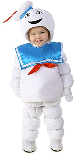 Princess Paradise Baby/Toddler Ghostbusters Stay Puft Deluxe Costume, As Shown, 6-12 Months