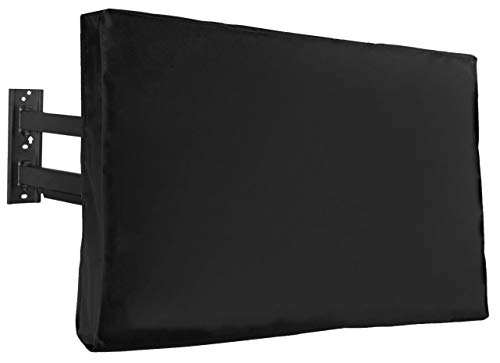 VIVO Flat Screen Cover Protector for 30' to 32' TV Universal Outdoor Waterproof Weather Resistant COVER-TV030B