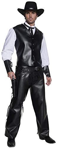 Smiffys Deluxe Authentic Western Gunslinger Costume