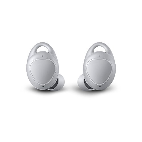 Samsung Gear IconX (2018 Edition) Bluetooth Cord-free Fitness Earbuds, w/ On-board 4Gb MP3 Player (US Version with Warranty) - Gray - SM-R140NZAAXAR