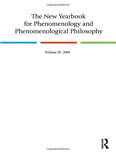 The New Yearbook for Phenomenology and Phenomenological Philosophy: Special Issue 1st edition by Kisiel, Theodore, Sheehan, Thomas (2012) Paperback