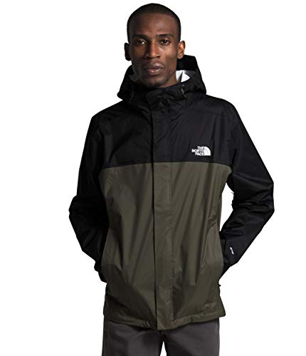 The North Face Venture 2 Jacket TNF Black/New Taupe Green 2XL