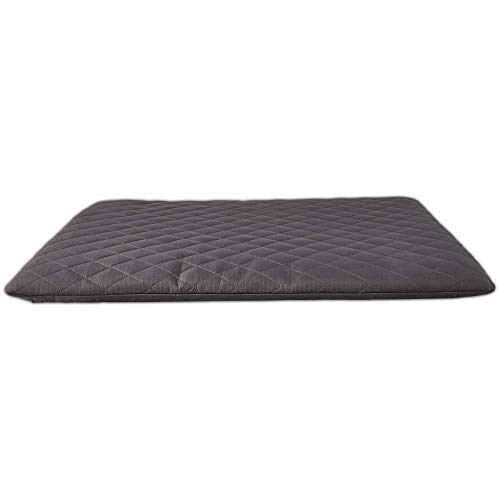 You & Me Grey Durable Dog Mat, 41' L x 26' W, X-Large