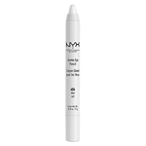 NYX PROFESSIONAL MAKEUP Jumbo Eyeliner Pencil - Milk, White