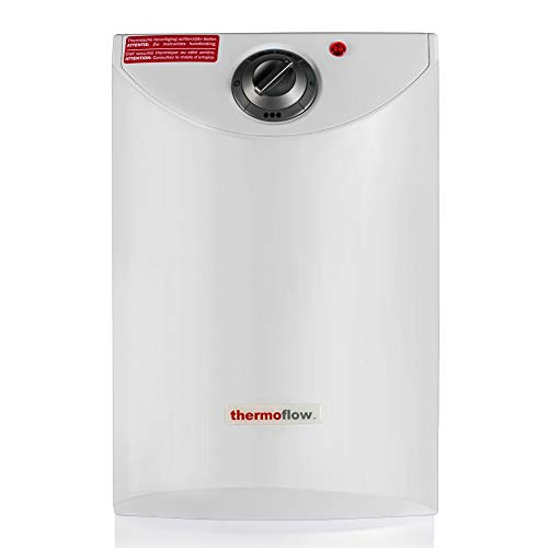 Thermoflow UT15 4-Gallons Electric Mini-Tank Water Heater Under Sink 110V ~ 120V, 1.5kW at 120 Volts