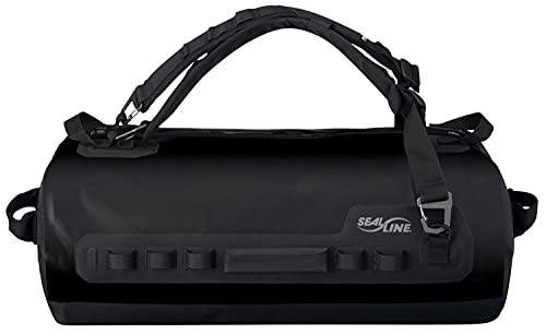 SealLine Pro Zip Duffel, 100 Liter, Black