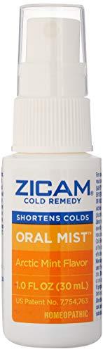 Zicam Cld Plus Oral Mist Size 1.0 Fl oz (Pack of 2)