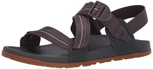 Chaco Lowdown Sandal, Grey, 11
