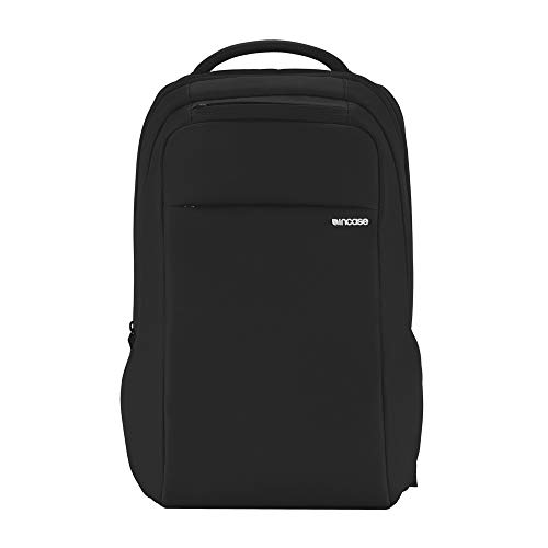 Incase ICON Slim Backpack, Compatible with Up to 16' MacBook Pro, Modern and Minimalist, Black (CL55535)