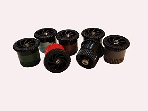 Modtek Replacement Pop UP Sprinkler Heads for RainBird, Hunter, Orbit Pop Up Sprinklers (10, 10AN)