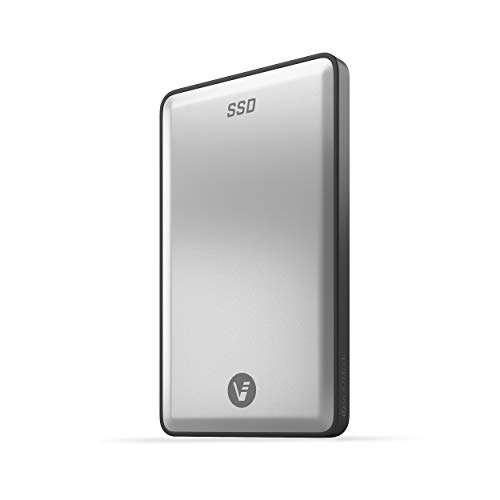VectoTech Rapid 1TB External SSD USB-C Portable Solid State Drive (USB 3.1 Gen 2) – Up to 540MB/s Data transfer, 3D NAND Flash