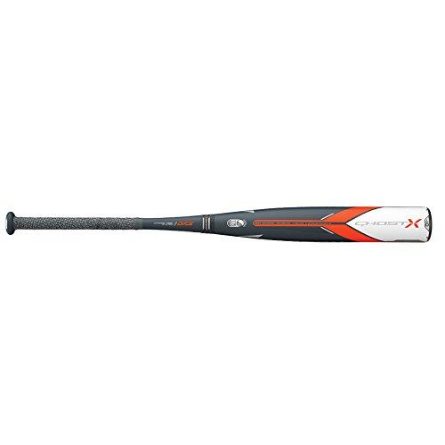 Easton 2018 USSSA Ghost X Senior League Baseball Bat 2 3/4 (-10), 29/19 oz