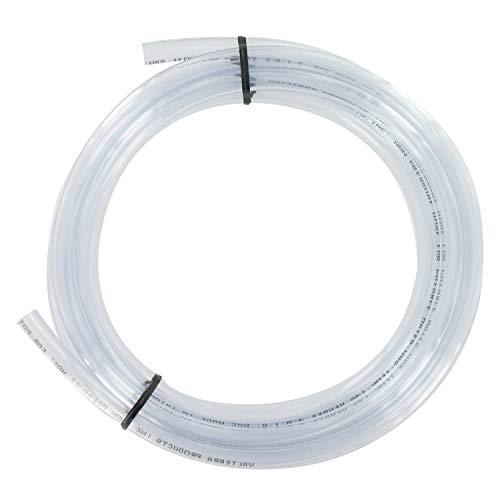Valterra W01-1600PB Clear Vinyl Tubing - 1/2' x 10'