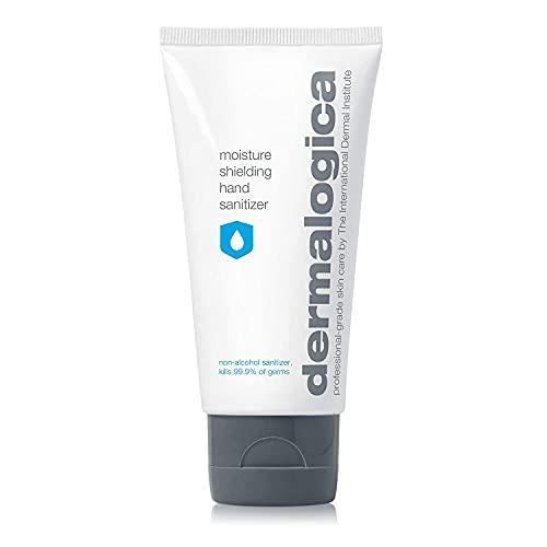 Dermalogica Moisture Shielding Hand Sanitizer (2 Fl Oz) Non-Alcohol Antibacterial Hand Sanitizer- Hand Sanitizer That Keeps Skin Hydrated