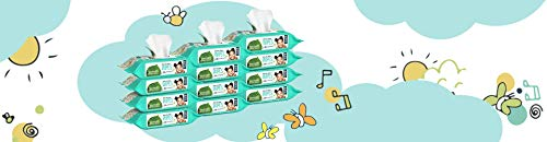 Seventh Generation Baby Wipes, 768 count, Made for Sensitive Skin, Refill with Tape Seal