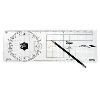Weems Navigation Protractor