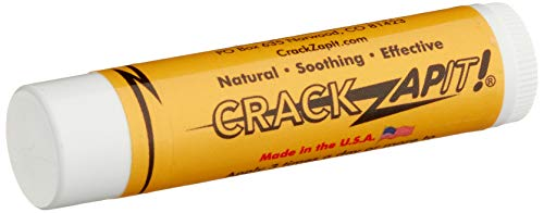CrackZapIt! Cracked Skin Care All Natural Single Tube