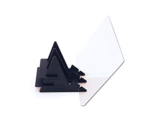ETCHR Mirror Optical Drawing Board - Optical Tracing and Drawing Projector - Drawing Board Can Reflect On All Surfaces - Art Tools for Kids and Adults - Use with Tablets and Smartphones