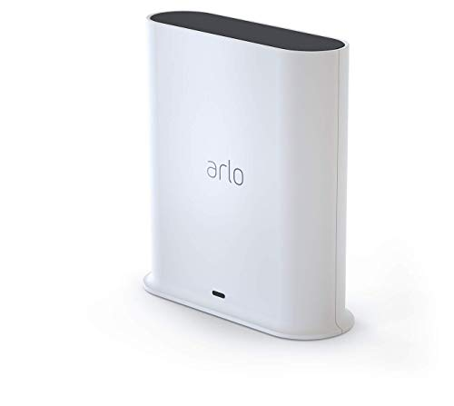 Arlo Certified Accessory - Arlo Pro SmartHub - Connects Arlo Cameras to the Internet, Compatible with Arlo Ultra, Ultra 2, Pro 3, Pro 4, Pro 3 Floodlight, Essential & Video Doorbell Cameras - VMB4540