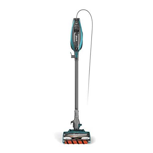 Shark APEX DuoClean with Zero-M No Hair Wrap (ZS362) Stick Vacuum, Forest Mist Blue