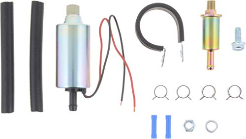 Airtex E8016S Universal Electric Fuel Pump, Cadmium Gold