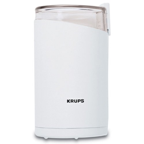 KRUPS F2037051 Electric Spice and Coffee Grinder with Stainless Steel Blade